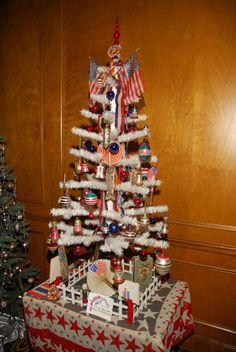 Red Skelton Christmas Tree