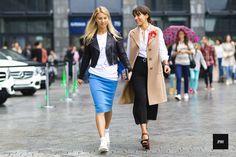 J'ai Perdu Ma Veste / Yana Buchko and Ulyana Boyko – Kiev. // #Fashion, #FashionBlog, #FashionBlogger, #Ootd, #OutfitOfTheDay, #StreetStyle, #Style