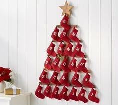 http://www.potterybarn.com/products/stocking-tree-advent-calendar/?pkey=choliday-decor-indoor
