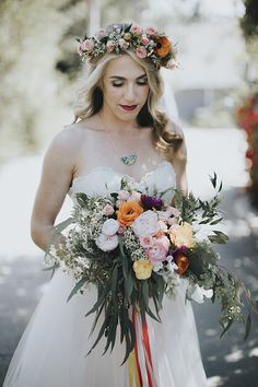 San Diego Spring Wedding - photo by Victoria Carlson Photography…