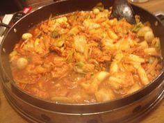 Chicken galbi (hot)