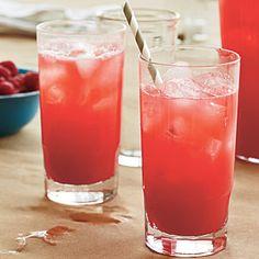 Fresh Raspberry Lemonade | CookingLight.com