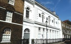 Integrated comms agency Embrace's Clerkenwell favourite: this beautiful building on Seckforde Street