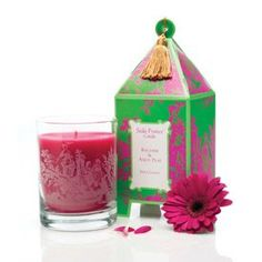Seda France - Limited Edition Rhubarb & Anjou Pear Candle