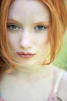 quelle couleur de cheveux pour votre visage pale