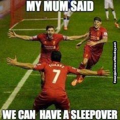 My Mum Said We Can Have A Sleepover
