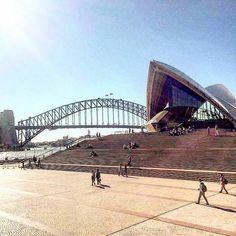 Iconic Sydney landmarks