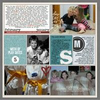 A Project by schnerbear from our Scrapbooking Gallery originally submitted 02/19/13 at 01:02 AM