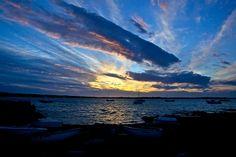 Puesta de Sol desde El Estany des Peix - Formentera - Mediterranea Pitiusa