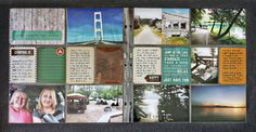 Pages by Krista Noorman featuring the Great Outdoors Themed Cards