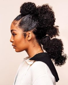 Natural hairstyles-Style Inspiration - 3840 best images in 2018 ...
