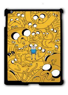Adventure Time with finn and jake iPad 2 3 4, iPad Mini 1 2 3 , iPad Air 1 2