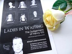 A View from the Balcony: Review: Ladies in Waiting – The Bread & Roses Theatre
