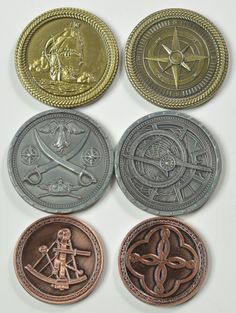 10 new Coin Sets, more Bar designs, and Hex Gems!