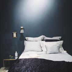 La chambre bleue  une belle ambiance signe Nina Riccihellip