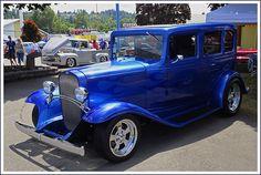 1930's Chevy sedan