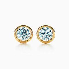 エルサ・ペレッティ ダイヤモンド バイ ザ ヤード ピアス ダイヤモンド 18Kゴールド