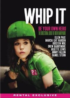Whip It (2009) movie #poster, #tshirt, #mousepad, #movieposters2