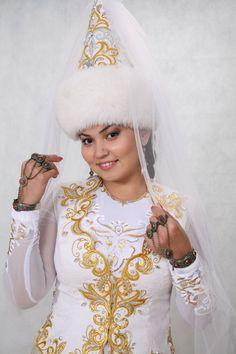Kazakh dresses