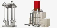 Steel Structure Buildings, Concrete Structure, Metal Buildings, Metal Structure, Structural Steel Beams, Steel Columns, Building Foundation, House Foundation, Steel Building Homes