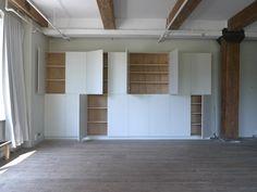 plywood storage cabinets