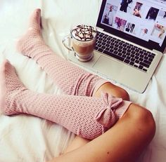 How to wear leggings lazy day 61 Ideas for 2019 How To Wear Leggings, Cozy Socks, Just Girly Things, Girly Stuff, Everything Pink, Lazy Days, Girls Life, Cute Sweaters, Girly Outfits