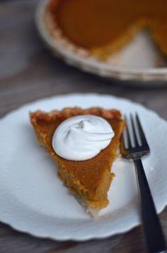 The Best Pumpkin Pie from Sourdough Sunday.