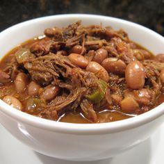 24-Hour Crock Pot Beef Chili by katbaro, via Flickr