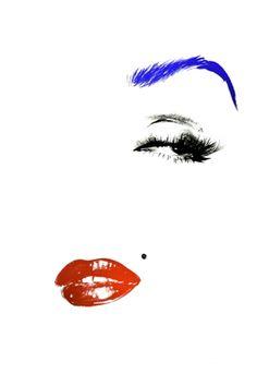 Marilyn Monroe Pop Art