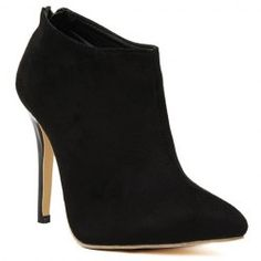 Gorgeous Pointed Toe and Stiletto Heel Design Women's Ankle Boots