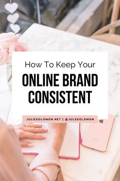 Let me share with you a few tips on how to stay consistent with your social media brand in a way that will help you grow and profit long term. Social Media Planner, Social Media Detox, Social Media Apps, Social Media Branding, Social Media Marketing, E-mail Marketing, Influencer Marketing, Digital Marketing Strategy, Business Marketing