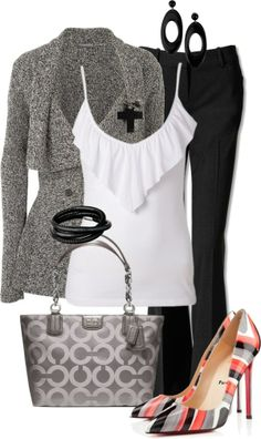 """""""Louboutin Shoes"""" by amo-iste on Polyvore"""