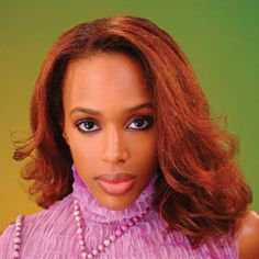 Red Hair Color for Black Women | ... American Hair Coloring - Color for African American Hair - Real Beauty