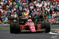 "Nigel Mansell: ""Maybe the best race of my life"" – Hungarian F1 GP 1989"