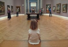 The Paper Pony: Visiting the Art Museum With Your Child(ren)