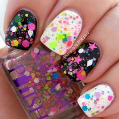 Plump and Polished: Glam Polish - Pacman and Candyland