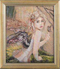 Gallery.ru / Фото #1 - motyl dziewczyna - mizia