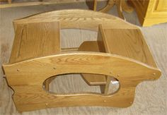 Handcrafted Wood Toys for Children and Adults are brought to you by Ridge Cabinet. Stop by our showroom to see our huge selection of handcrafted wood products. Diy Wood Projects, Wood Crafts, Wooden Toy Barn, Rocking Horse Plans, Woodworking Table Plans, Cabinet Companies, Lawn Furniture, Barn Plans, Kids Wood
