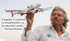 Richard Branson: 'Screw It. Just Do It' -- At a certain point, ignore the naysayers and just act. That's what Sir Branson did--at age Richard Branson, Virgin Atlantic, Corporate Portrait, Business Portrait, Peace And Chaos, Just Do It, Told You So, Phil Knight, Leadership