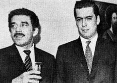 Gabriel García M., y Mario Vargas Llosa tuvieron una larga amistad interrumpida por un sorpresivo, conflicto cuyo origen no ha sido conocido.