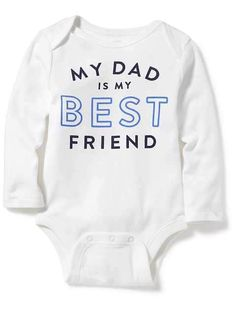 The baby boy clothes collection at Old Navy has all the latest styles and essentials for your baby boy including onesies, PJs, and playsets. Little Boy Outfits, Baby Boy Outfits, Little Boys, Maternity Wear, My Dad, Future Baby, My Best Friend, Onesies, Old Navy
