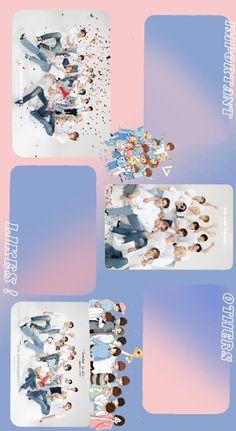 Seventeen Wallpaper Kpop, Seventeen Wallpapers, Seventeen Going Seventeen, Wallpaper Pc, Future Husband, Laptop, Nail, Pretty Phone Backgrounds, Nails