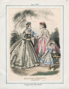 June, 1864 - Magasin des Demoiselles