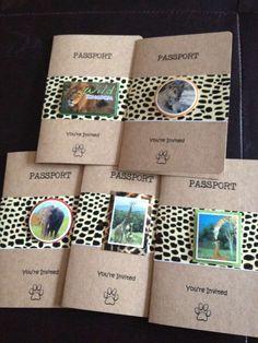 Jungle Safari Birthday Party Ideas   Photo 1 of 30   Catch My Party