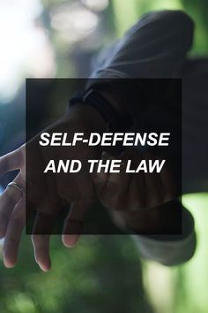 It's important to know the legalities of self-defense – whether or not you plan on using your legal right to defend yourself. The very first thing you should know about self-defense is that the burden of proof lies on you. You'll have to show how you felt threatened, why no lesser action would have been...Read More »