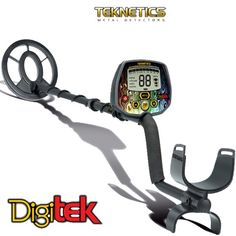 Metal Detector Teknetics Digitek
