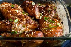 Michael Voltaggio's Crispy Chicken Thighs   Recipe   Crispy Chicken ...