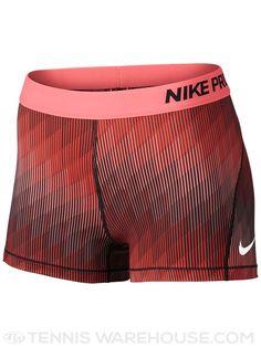Nike Women's Spring Pro Print Shortie