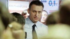 If you look away you will never see the truth.  Russian opposition leader Alexei Navalny speaks with his supporters at the opening of his campaign office in St. Petersburg, Russia