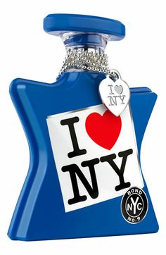 I Love New York for Him by Bond No. 9 Fragrance & Charm Necklace available at #Nordstrom